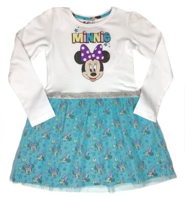 Disney Minnie Mouse Kleid türkis
