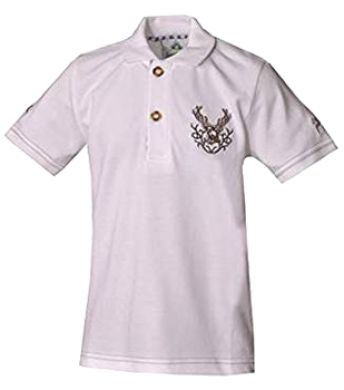 Trachten Polo-Shirt