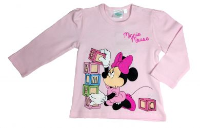 Disney Minnie Mouse Langarm-Shirt