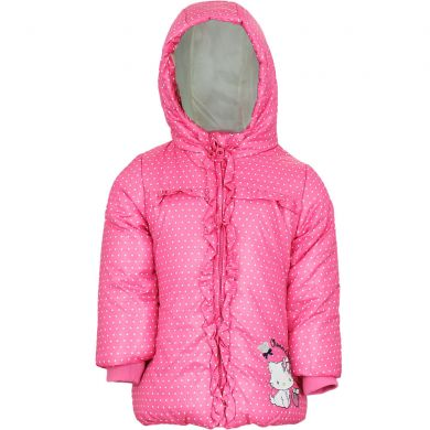 Charmmy Kitty Winterjacke rosa