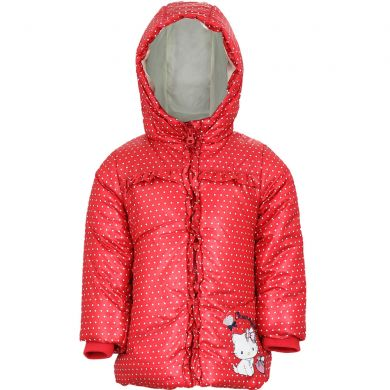 Charmmy Kitty Winterjacke rot